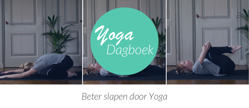 beter slapen door yoga